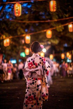 Yukata - ©AU FIL DU JAPON