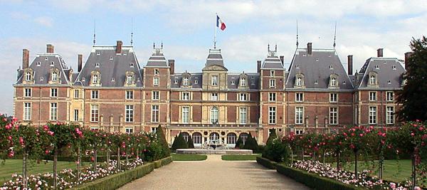Chateau - ©CHÂTEAU D'EU - MUSÉE LOUIS-PHILIPPE