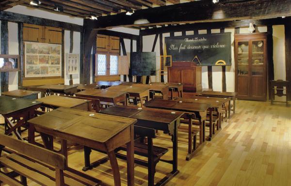 Salle classe III rep