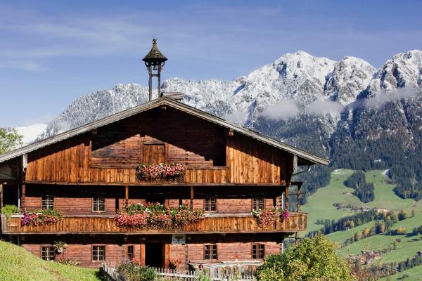 Alpbachtal - ©OFFICE DE TOURISME D'ALPBACHTAL SEENLAND - KRAMSACH