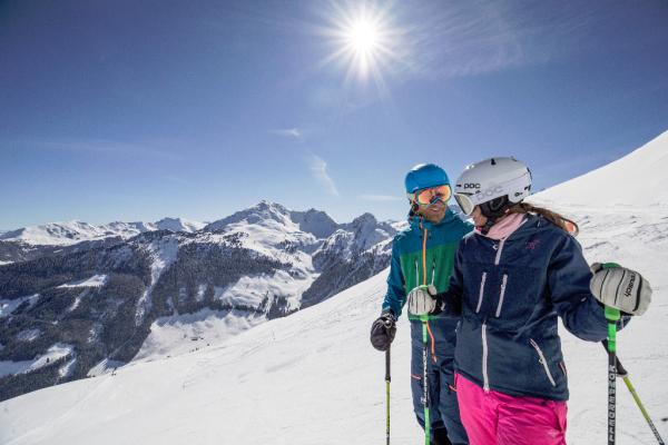Paradis pour le ski - ©OFFICE DE TOURISME D'ALPBACHTAL SEENLAND - KRAMSACH