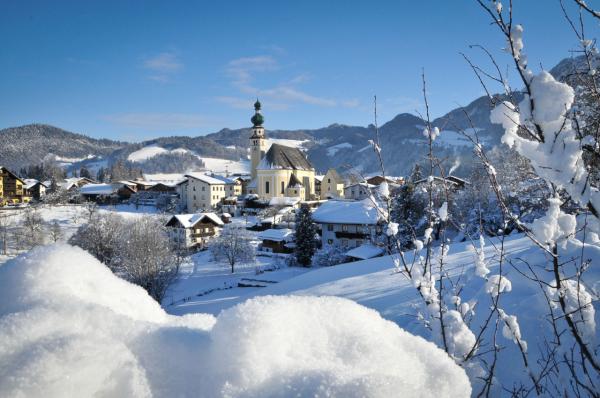 Reith en hiver - ©OFFICE DE TOURISME D'ALPBACHTAL SEENLAND - KRAMSACH