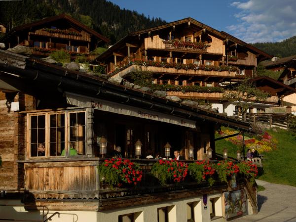 Village d'Alpbach - ©OFFICE DE TOURISME D'ALPBACHTAL SEENLAND - KRAMSACH