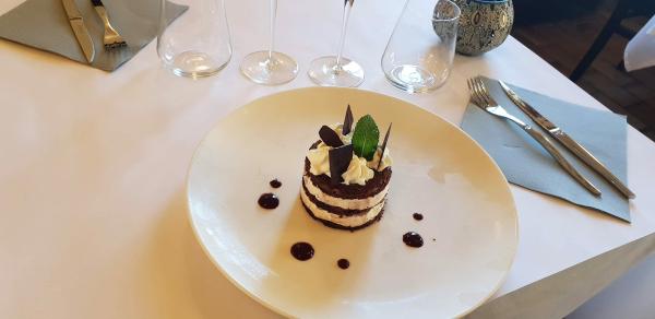 Dessert - ©LES TERRASSES DU ROZAY