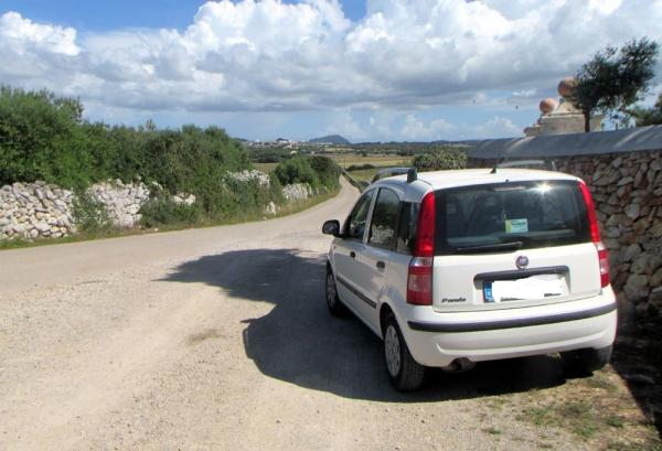 Fiat Panda - ©MOMPLE RENT A CAR