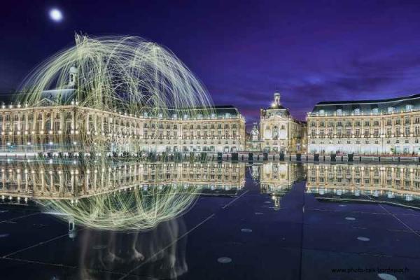 Féérie à Bordeaux