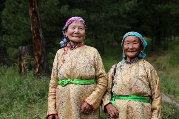 dames mongoles - ©MONGOLIE PLUS