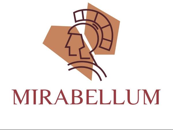 Logo du Mirabellum - ©Gabrielle Villaumé pour la Communauté de communes Mirebellois et Fontenois