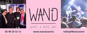 WAND what a NICE DAY !
