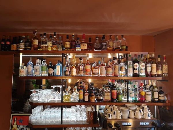 Le bar - ©LE GUSTAVE