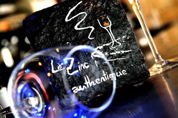 le zinc - ©LE ZINC AUTHENTIQUE