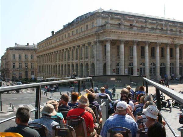 L'opéra de Bx - ©BORDEAUX VISIOTOUR