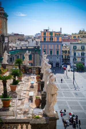 La vue de l'hotel - ©RINUCCINI RELAIS