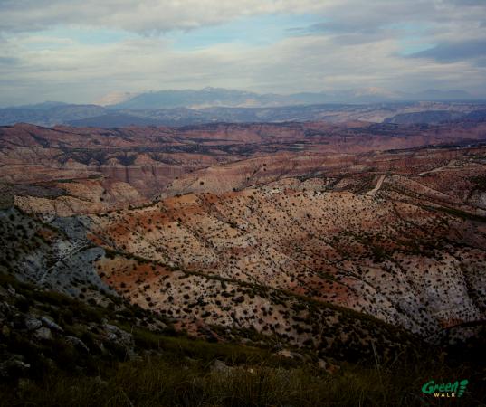 Randonnée Andalousie - ©GREENWALK