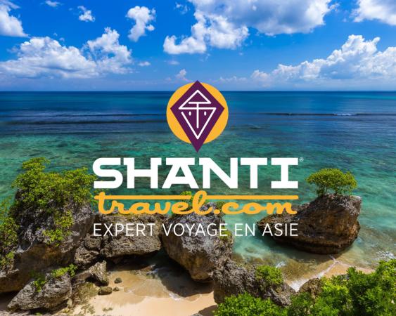 Logo - ©SHANTI TRAVEL