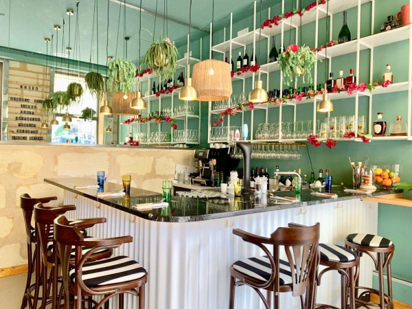 Bar à vins Alegria