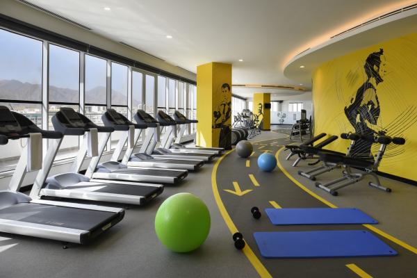 Gym - ©FRASER SUITES MUSCAT