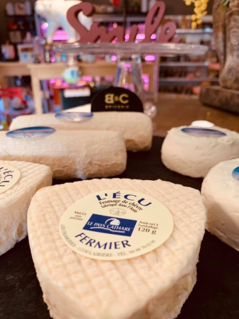 fromages fermiers