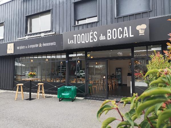 Restaurant Vannes et Séné - ©Toqués du Bocal