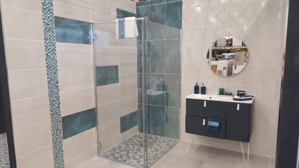 Salle de bain - ©R CARRELAGE