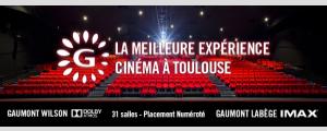 La meilleure expérience cinéma de Toulouse