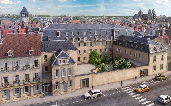 Vinci Immobilier - ©VINCI IMMOBILIER DIJON