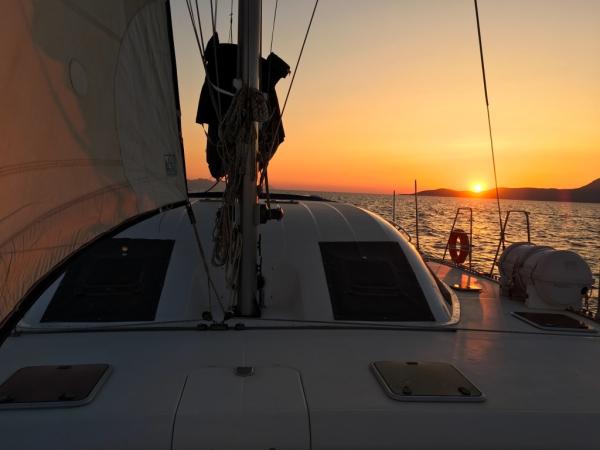 Sunset cruise - ©MILOS ADVENTURES