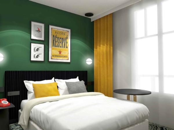 Hotel Ibis Styles Dijon Central - ©Hotel Ibis Styles Dijon Central