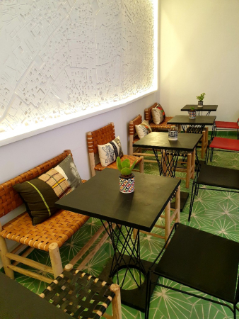 The Moorish Cafe - ©THE MOORISH