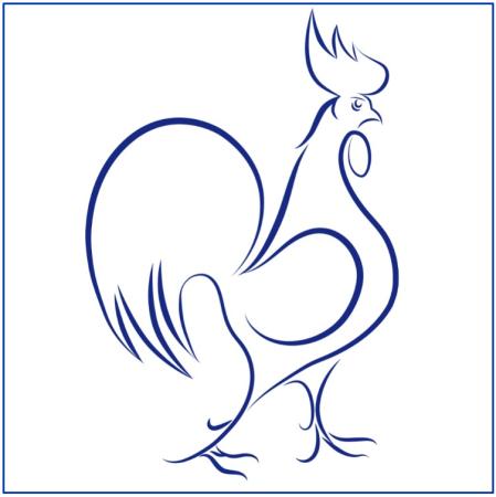 Au Coq Bleu