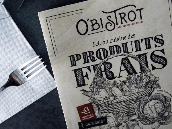 O'Bistrot - ©Emmanuel Spassoff