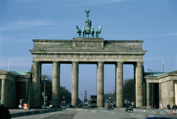 brandenburger tor porte de brandebourg monuments berlin. Black Bedroom Furniture Sets. Home Design Ideas