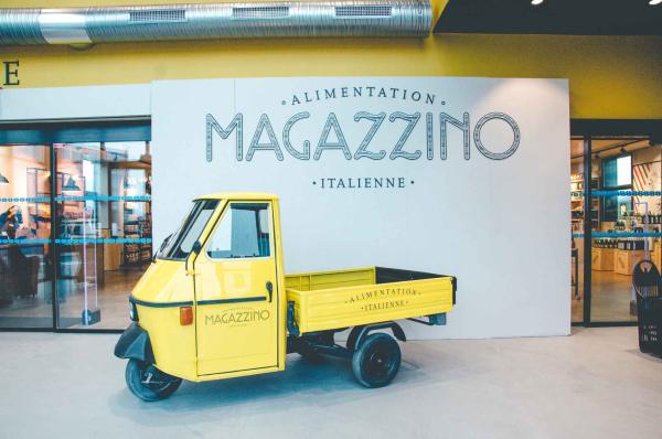 Table Magazzino - ©LA TABLE MAGAZZINO