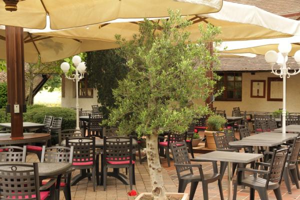 HÔTEL-RESTAURANT LA FLAMBÉE Restaurant bourguignon Sennecey-Lès-Dijon photo n° 132783 - ©HÔTEL-RESTAURANT LA FLAMBÉE
