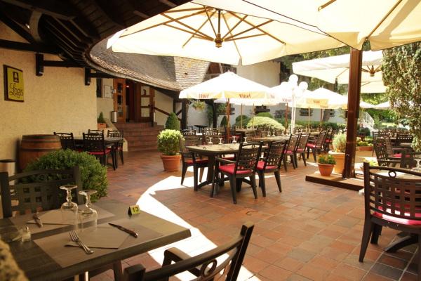 HÔTEL-RESTAURANT LA FLAMBÉE Restaurant bourguignon Sennecey-Lès-Dijon photo n° 132781 - ©HÔTEL-RESTAURANT LA FLAMBÉE