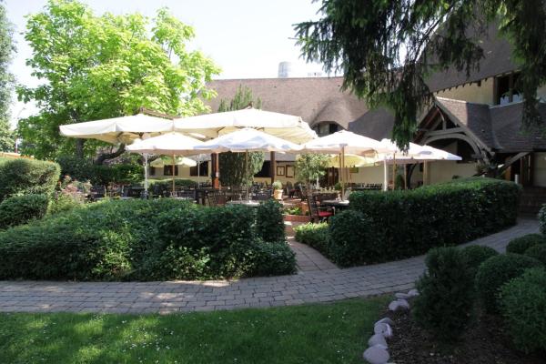 HÔTEL-RESTAURANT LA FLAMBÉE Restaurant bourguignon Sennecey-Lès-Dijon photo n° 132785 - ©HÔTEL-RESTAURANT LA FLAMBÉE