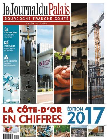 COTE D'OR EN CHIFFRE - ©LE JOURNAL DU PALAIS