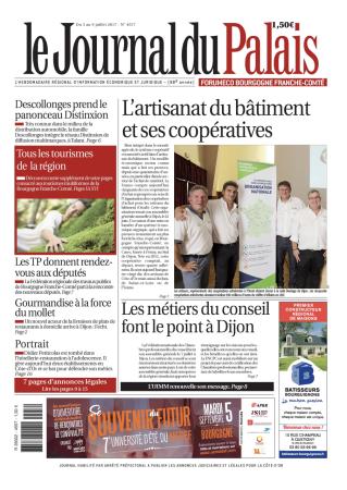 Le Journal du Palais - ©LE JOURNAL DU PALAIS