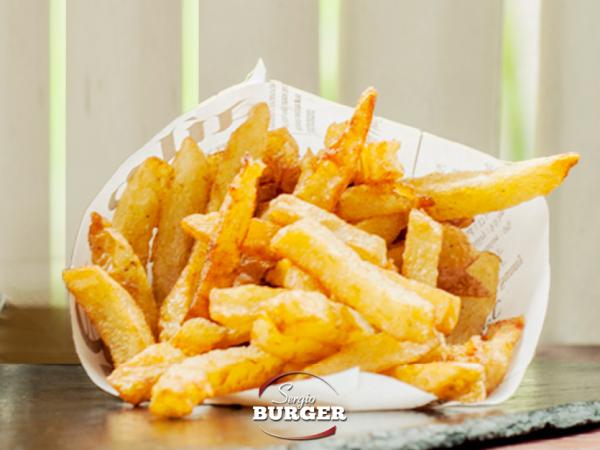 Frites - ©SERGIO BURGER