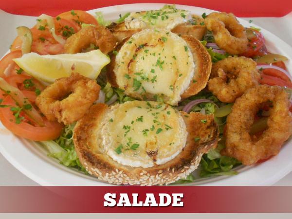 Salade composée - ©SERGIO BURGER