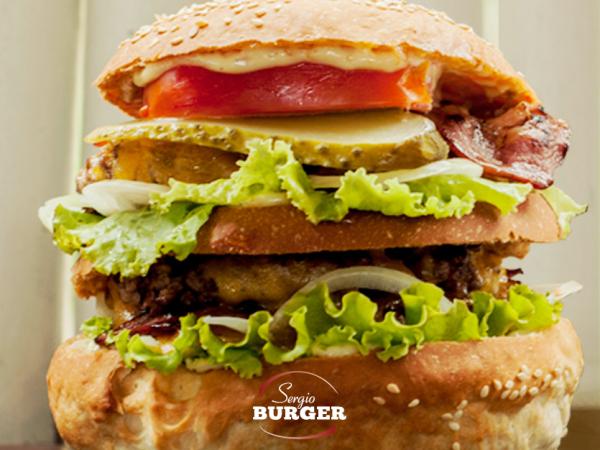 Burger - ©SERGIO BURGER