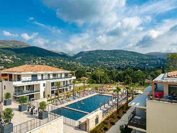 Evancy Les Jardins d'Azur Vence - ©Evancy