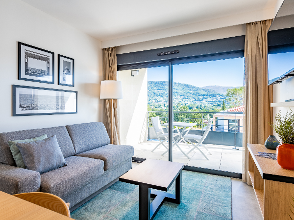 Appartement à Evancy Les Jardins d'Azur Vence - ©Evancy