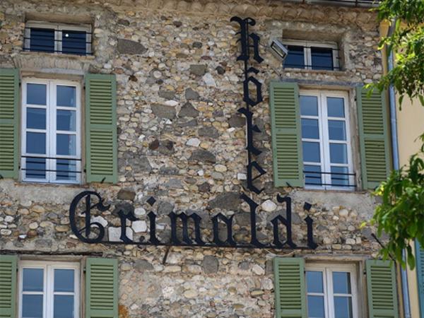 Grimaldi Hôtel - ©Hôtel Grimaldi Cagnes sur mer