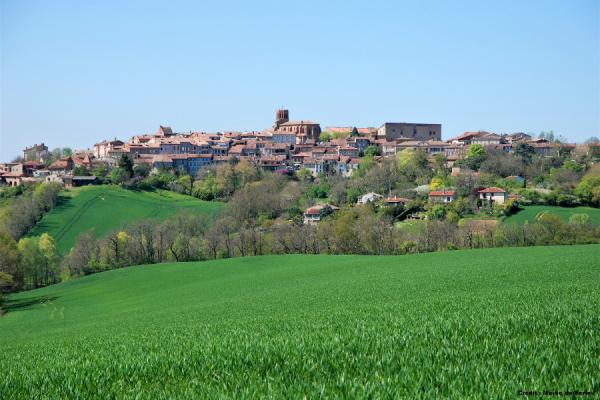 La cité médiévale de Verfeil - ©Mairie de Verfeil