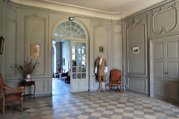Château de Pierre-Paul Riquet à Bonrepos-Riquet - ©Tourisme Coteaux du Girou