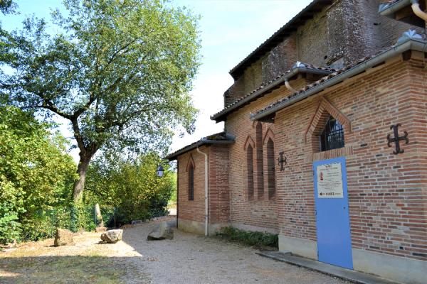 Musée archéologique de Villariès - ©Tourisme Coteaux du Girou