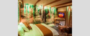 Le Wafou: Hôtel, Restaurant, Evènementiel