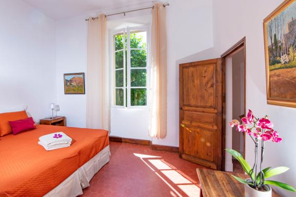 Chambre de Suite Muscadelle - ©Bastide Saint-Esteve