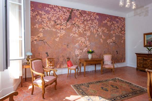 Salon de Suite Muscadelle - ©Bastide Saint-Esteve
